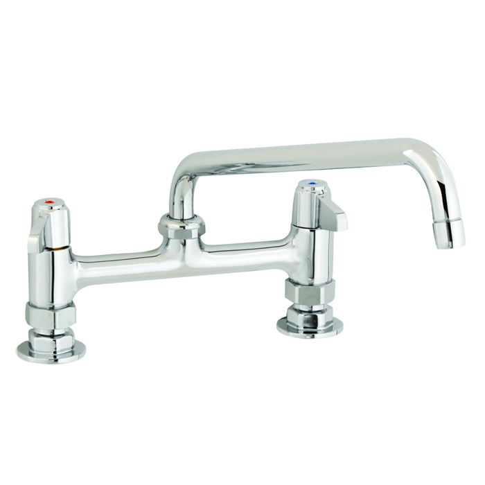 Factory Direct Plumbing Supply | T&S BRASS 5F-8DLX06 EQUIP FAUCET ...