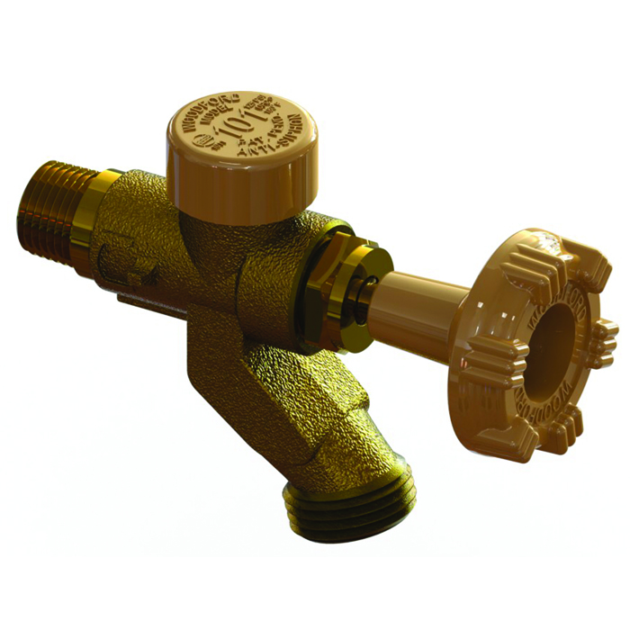Factory Direct Plumbing Supply | WOODFORD 101PX MODEL 101 WALL ...