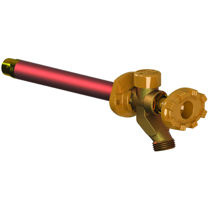 Factory Direct Plumbing Supply   WOODFORD 19CP-10-TK MODEL 19 WALL ...