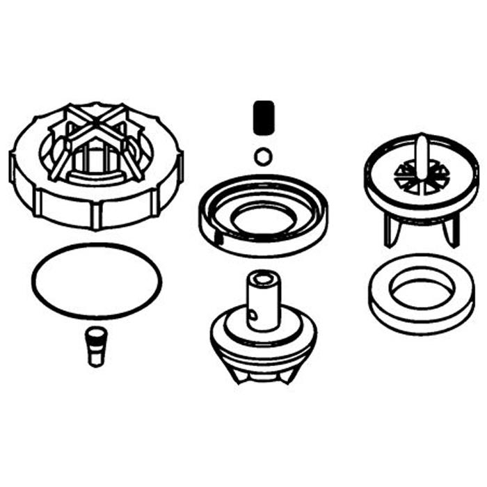 Factory Direct Plumbing Supply | RK1-420FK, ZURN, Wilkins