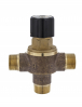Leonard Model-370-LF Exposed Point of Use Mixing Valve