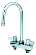 Equip by T&S Brass 4IN Centerset Deck Mounted Faucets