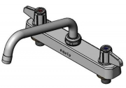 Equip by T&S Brass<BR>Deck Mounted Workboard Faucets