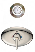 Leonard 7600-C-60-7 Thermostatic Concealed in Wall
