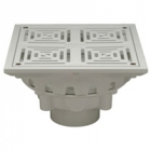 Zurn FD2283 10in Square Top Decorative Floor Drain