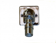 Leonard H-06-C102S Institutional Showerhead with Ball Joint