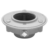 Zurn JP2321 Low Profile Cast Iron Drain Adaptor w Clamping Collar