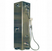 Leonard SS-PAM200-3ISA-2P-HC Two Person Wall Mounted Shower Sys
