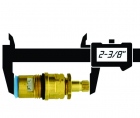 Stems & Cartridges<BR>By Length