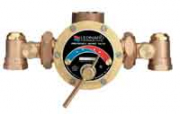 Leonard TM-150-AT-LF-RF Valve w/ Checkstops for low temp inds