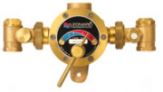 Leonard TM-80-AT-LF-RF Valve w/ Checkstops for low temp ind apps