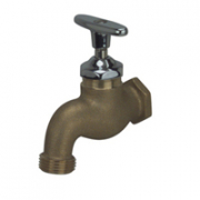 Zurn Z80707 Wall-Mounted Single Sink Faucet.