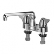 Zurn Z812F3-XL Centerset  6in Cast Spout  Dome Lever Hles Lead-free