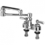 Zurn Z812K1-XL Centerset  13in Double-Jointed Spout  Lever Hles Lead-free