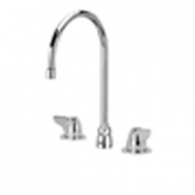 Zurn Z831C3-XL Widespread  8in Gooseneck  Dome Lever Hles Lead-free