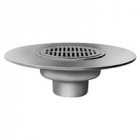 Zurn Z1719 Deck Drain with Wide Flange