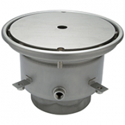 Zurn Z1800-12B 12in Diameter Industrial Floor Drain