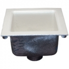 Zurn Floor Sinks -Porcelain Enamel