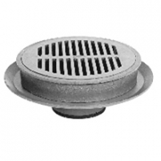 Zurn Z504 12in Heavy-Duty Drain