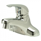 Zurn Z7440-XL Lavatory Faucet Lead-free 4in center chrome-plated die cast body  integral shanks