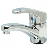 Zurn Z82200-XL-P Single Control Faucet Lead-free Integral 5in cast spout  ADA compliant lever hle