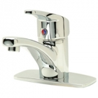 Zurn Z82200-XL-CP4 Single Control Faucet Lead-free Integral 5in cast spout  ADA compliant lever hle