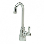 Zurn Z825A1-XL Single Lab Faucet  3-1/2in Gooseneck  Lever Hle Lead-free