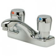 Zurn Z86500-XL 4in Centerset Metering Faucet Low-lead Compliant