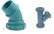 Zurn Chemical Drainage Fitting