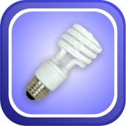 Screw In Compact Fluorescent Light Bulbs
