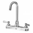 Zurn Z871A1-XL Kitchen Sink Faucet  3-1/2in Gooseneck  Lever Hles.Lead-free