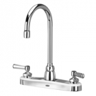 Zurn Z871B1-XL Kitchen Sink Faucet  5-3/8in Gooseneck  Lever Hles. Lead-free