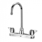 Zurn Z871B3-XL Kitchen Sink Faucet  5-3/8in Gooseneck  Dome Lever Hles Lead-free