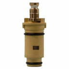 Wolverine Brass* Ceramic Cartridge & Square Broach Stem -Cold