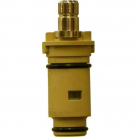 Wolverine Brass* Ceramic Cartridge & Stem -Cold