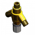 T&S Brass 5EF-TMV Equip Thermostatic Mixing Vlv