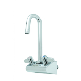 T&S Brass 5F-4WLX03 Equip 4IN Wall Mount Faucet