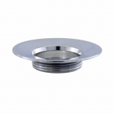 6450-8, Chrome Top Flange for #6450 Pop-Up