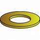 WOODFORD 74506 MODEL 12 PACKING SUPPORT WASHER 1206
