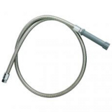 T&S Brass B-0032-H Hose 32'' Flexible Stainless Steel
