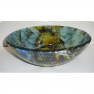 BN-6203, Layered Marbleized colors-Gray-Blue-Gold-Brown