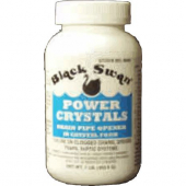 POWER CRYSTALS DRAIN OPENER  - 1 Pound Bottles - (Case of 12)