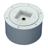 Zurn CO-2412-PVC<br> 2 x 3 PVC Cleanout Body and Plug