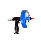 "DA125P, Power Drum Auger. 1/4"" x 25 ft."