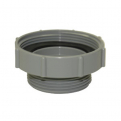 CHG DPL-Y006Reducer and Washer For Sink Mate Drain, Dual Outlet