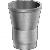 MIFAB Series F1780<br> INDIRECT WASTE FUNNEL