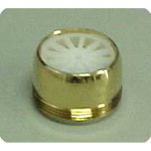FA200PVD, Faucet Aerator, Polished Brass PVD Finish