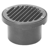 Zurn FD-2200-AB2 Small Area Floor Drain<br>2in ABS Hub