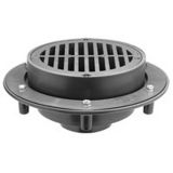 Zurn FD2360-ABS<br> Large Capacity ABS Floor Drain
