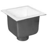 Zurn FD2376-NH2<br> 12x12 A.R.E. Floor Sink<br>2in Pipe